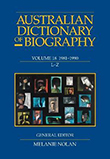 Australian Dictionary of Biography online