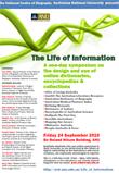 Life of Information symposium, Australian National University, 24 September 2010