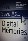 Saving Lives: Digital Biography and Life Writing
